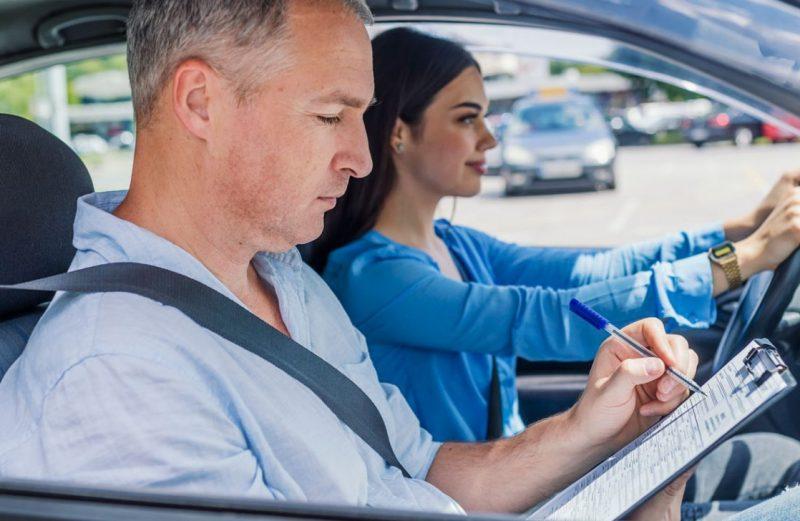 ¿Qué pasa si suspendes el examen del carnet de conducir? 1