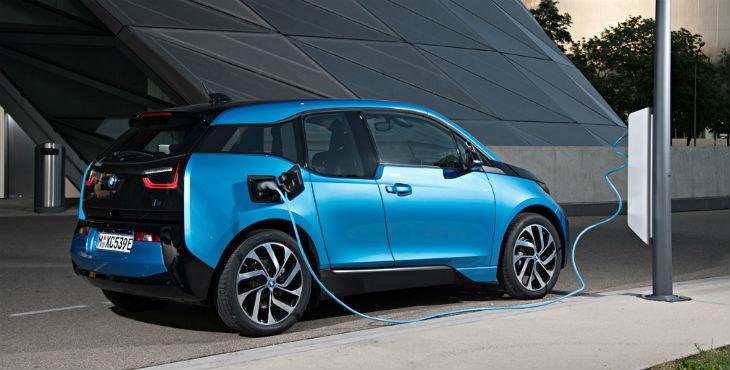 consumo coche electrico