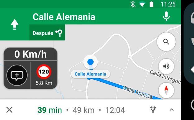 Google Maps Avisos de radar
