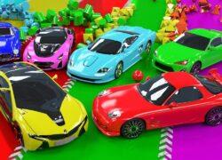 colores coches