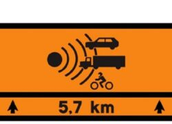 nueva señal naranja DGT